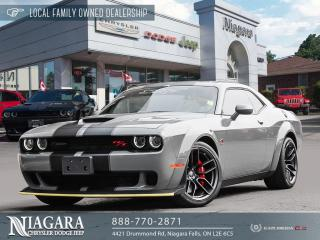 Used 2019 Dodge Challenger Scat Pack | WIDEBODY for sale in Niagara Falls, ON