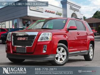 Used 2013 GMC Terrain SLT-1 | LEATHER & NAV for sale in Niagara Falls, ON