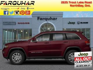 New 2020 Jeep Grand Cherokee Altitude for sale in North Bay, ON