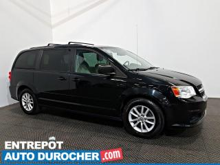 Used 2013 Dodge Grand Caravan SXT Stow&Go AIR CLIMATISÉ - 7 Passagers for sale in Laval, QC