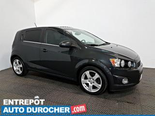 Used 2015 Chevrolet Sonic LT Automatique TOIT OUVRANT- A/C - Caméra de Recul for sale in Laval, QC