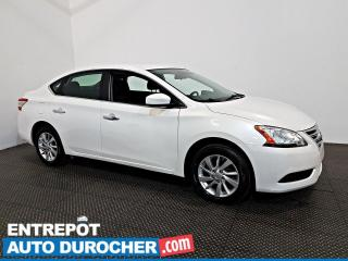 Used 2015 Nissan Sentra SV  Automatique - AIR CLIMATISÉ - Caméra de Recul for sale in Laval, QC