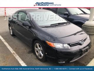 Used 2008 Honda Civic EX-L for sale in North Vancouver, BC