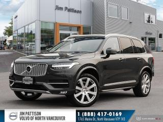 Used 2018 Volvo XC90 T6 Inscription - LOCAL - ONE OWNER - LOW KM'S for sale in North Vancouver, BC