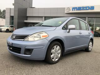 Used 2011 Nissan Versa 1.8 S for sale in Surrey, BC