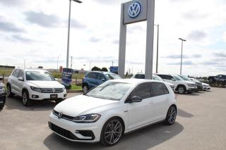 Used 2018 Volkswagen Golf R 2.0T 5-door DSG for sale in Whitby, ON