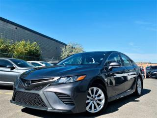 Used 2019 Toyota Camry HEATED SEATS|LANE ASSIST|ADAPTIVE CRUISE CONTROL|REAR CAM! for sale in Brampton, ON