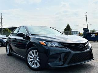 Used 2019 Toyota Camry |HEATED SEATS|LANE ASSIST|ADAPTIVE CRUISE CONTROL|REAR CAM! for sale in Brampton, ON