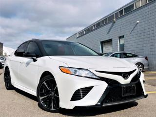 Used 2020 Toyota Camry XSE|PANORAMIC|ADAPTIVE CRUISE CONTROL|REAR CAM|LANE ASSIT! for sale in Brampton, ON