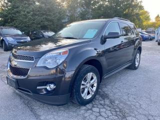 Used 2013 Chevrolet Equinox FWD 4dr LT w/1LT, low km's, no accidents, for sale in Halton Hills, ON