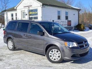 Used 2016 Dodge Grand Caravan 1-Owner Low Kms SXT  Remote Start Stow'N'Go BLTH Power A/C for sale in Sutton, ON