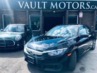 Used 2017 Honda Civic Sedan 4dr CVT EX, NO ACCIDENTS for sale in Brampton, ON