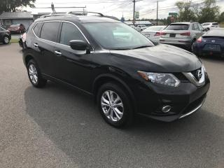 Used 2016 Nissan Rogue SV AWD for sale in Truro, NS