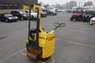 Used 2000 WACKER RSS 800A Roller With Honda GX340 11.0 Engine for sale in Burnaby, BC