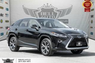 Used 2017 Lexus RX 350 NO ACCIDENT, AWD, NAVI, REAR CAM, B.SPOT for sale in Toronto, ON