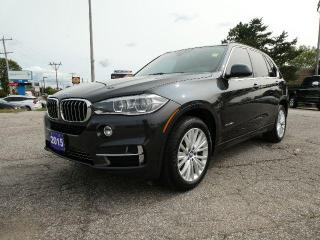 Used 2015 BMW X5 | Navigation | Heated Seats | Panoramic Roof for sale in Essex, ON