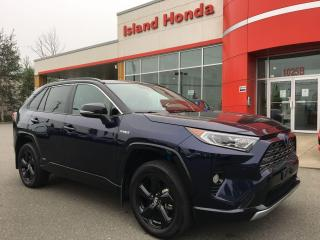 Used 2019 Toyota RAV4 Hybrid XSE for sale in Courtenay, BC
