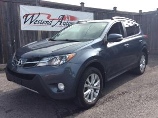 Used 2013 Toyota RAV4 LIMITED  for sale in Stittsville, ON