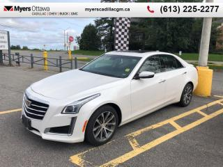 Used 2016 Cadillac CTS Luxury  LUXURY, 3.6 V6 ,AWD, NAV, PANO SUNROOF, MINT for sale in Ottawa, ON