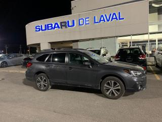 Used 2018 Subaru Outback 2.5I LIMITED for sale in Laval, QC