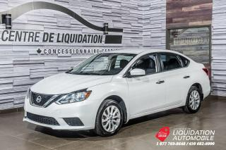 Used 2016 Nissan Sentra SV+MAGS+GR ELECTRIQUE+AIR CLIM for sale in Laval, QC