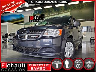 Used 2014 Dodge Grand Caravan SXT for sale in Châteauguay, QC