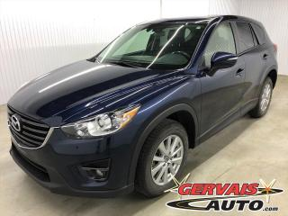 Used 2016 Mazda CX-5 GS 2.5 AWD GPS MAGS TOIT OUVRANT *Bas Kilométrage* for sale in Trois-Rivières, QC