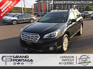 Used 2017 Subaru Outback 2.5i Touring CVT *Toit* for sale in Rivière-Du-Loup, QC