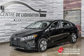 Used 2019 Hyundai Ioniq Hybrid ESSENTIAL+APPLE CARPLAY+CAMERA DE RECUL for sale in Laval, QC