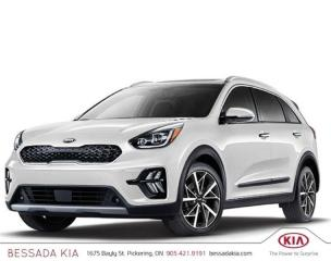 New 2020 Kia NIRO SX Touring for sale in Pickering, ON