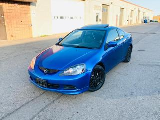 Used 2005 Acura RSX PREMIUM | CLEAN CARFAX | CERTIFIED | RARE for sale in Burlington, ON