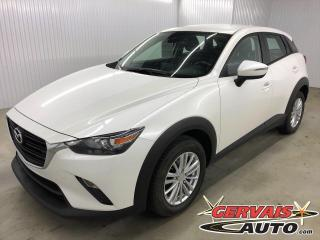 Used 2019 Mazda CX-3 GX AWD Caméra Navigation Bluetooth *Traction intégrale* for sale in Shawinigan, QC