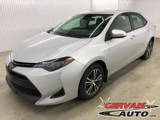 Used 2019 Toyota Corolla LE Groupe Amélioré Toit Ouvrant Mags Bluetooth *Toyota Safety Sense* for sale in Shawinigan, QC