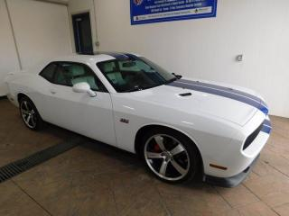 Used 2011 Dodge Challenger SRT8 LEATHER NAVI SUNROOF *MANUAL* for sale in Listowel, ON