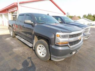 Used 2016 Chevrolet Silverado 1500 Crew Cab for sale in Listowel, ON