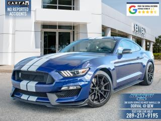 Used 2016 Ford Mustang Shelby GT350 for sale in Oakville, ON