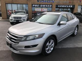 Used 2010 Honda Accord Crosstour 5dr HB EX-L 4WD for sale in North York, ON