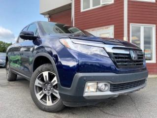 Used 2018 Honda Ridgeline Touring Traction Intégrale for sale in Drummondville, QC