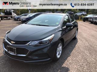 Used 2017 Chevrolet Cruze LT  - Low Mileage for sale in Orleans, ON