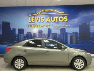 Used 2012 Kia Forte LX AUTOMATIQUE AIR CLIMATISE BLUETOOTH T for sale in Lévis, QC