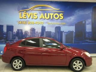 Used 2008 Hyundai Accent MANUEL 5 VITESSES 148700 KM for sale in Lévis, QC