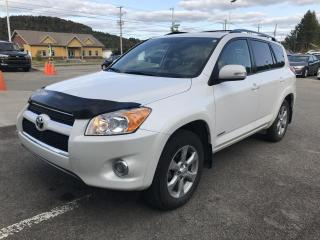 Used 2012 Toyota RAV4 4 portes, 4 roues motrices,LIMITED, 4 cy for sale in Val-David, QC