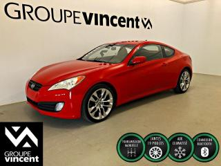 Used 2010 Hyundai Genesis COUPE 2.0T Sportive abordable! for sale in Shawinigan, QC