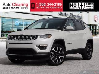 New 2021 Jeep Compass LIMITED for sale in Saskatoon, SK