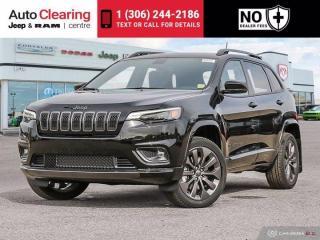 New 2020 Jeep Cherokee High Altitude for sale in Saskatoon, SK