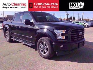 Used 2017 Ford F-150 XLT for sale in Saskatoon, SK
