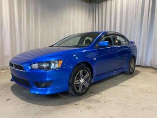 Used 2009 Mitsubishi Lancer Berline 4 portes, SE AUTOMATIQUE for sale in Sherbrooke, QC
