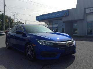 Used 2016 Honda Civic LX POWERGROUP, A/C!! GREAT BUY!! for sale in Kingston, ON