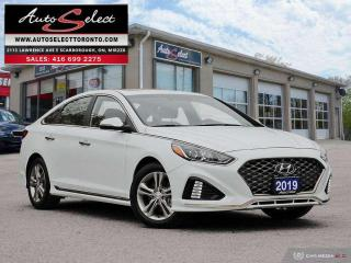 Used 2019 Hyundai Sonata Sport ONLY 75K! **SPORT MODEL**SUNROOF**CLEAN CARPROOF** for sale in Scarborough, ON