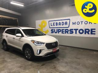 Used 2019 Hyundai Santa Fe XL AWD Preferred * 7 Passenger * Blind spot assist * Lane departure * Smart cruise control * Emergency braking equipped * Forward collision warning * Rea for sale in Cambridge, ON